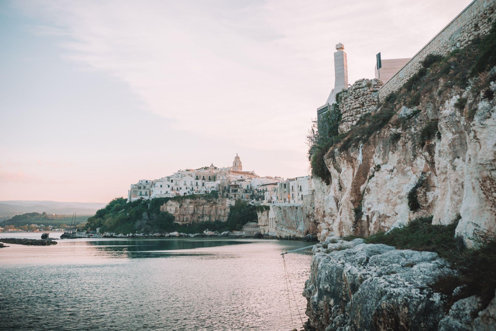 Gargano i Apulia