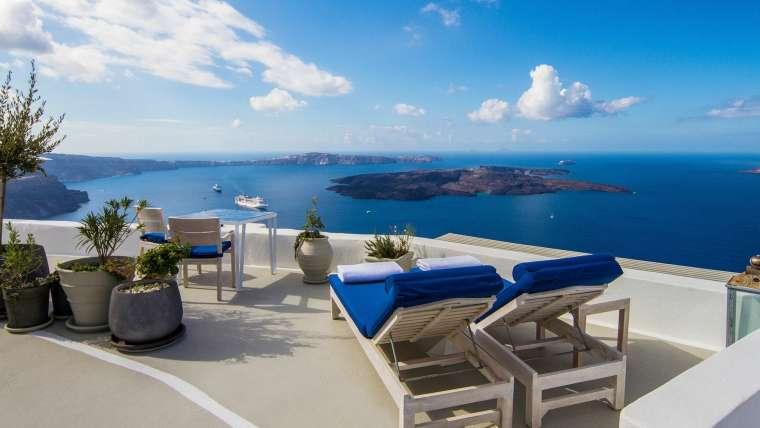Santorini ***** Doskonałość i perfekcja w każdym calu