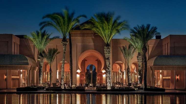 Maroko ***** Wytworny pałac z orientalnym duchem