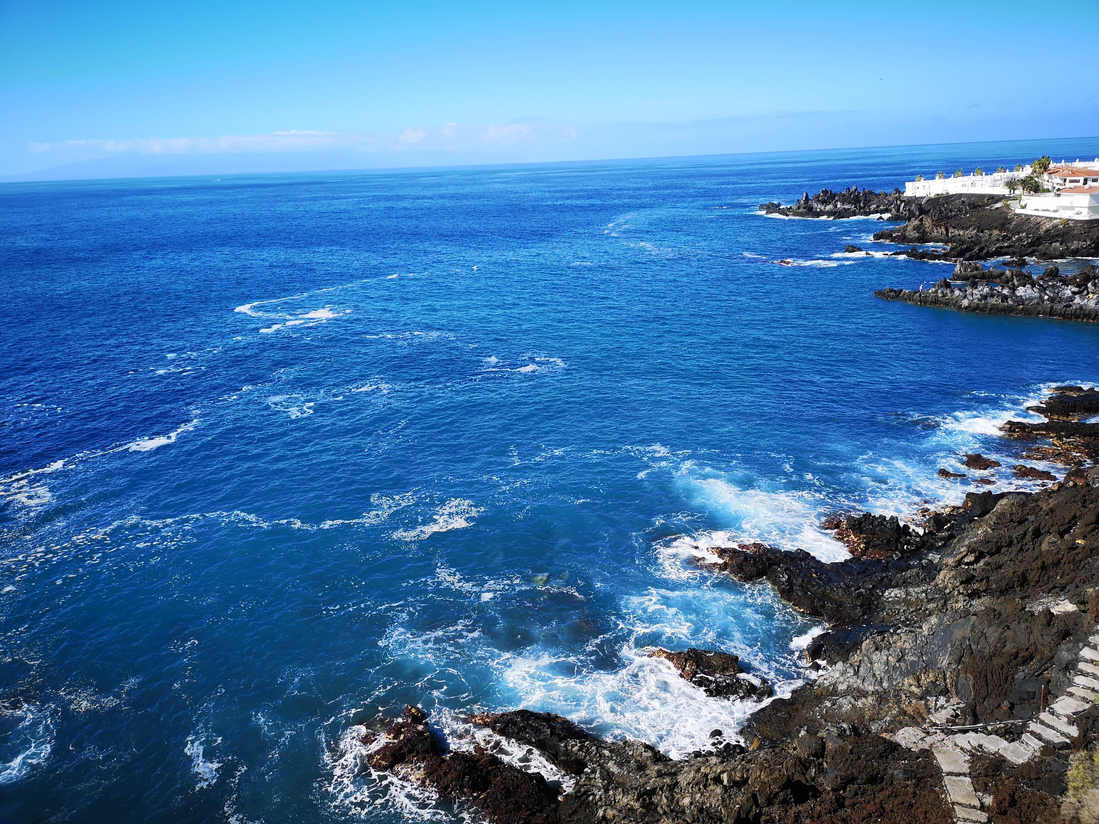 Teneryfa, La Gomera, La Palma