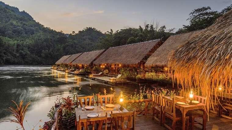Tajlandia **** Tu jesteś bardzo blisko natury