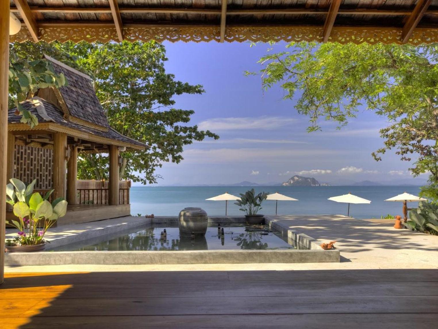Tajlandia ***** Tajska bajka o świecie idealnym