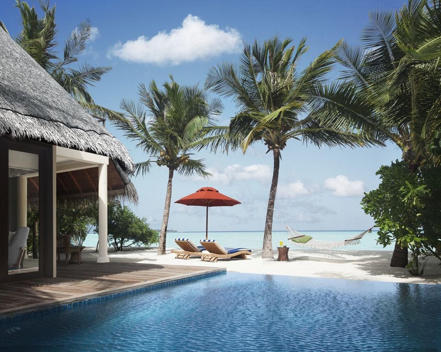 Malediwy *****  Piękno, intymność i elegancja