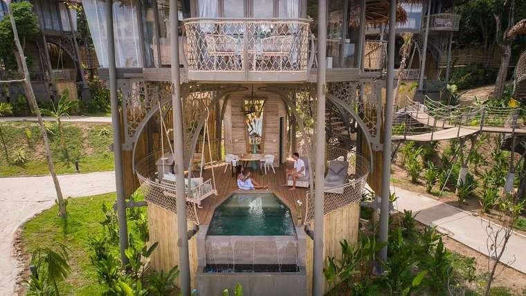 Tajlandia ***** Wypoczynek w rytmie dżungli i morza