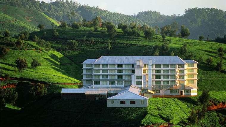 Sri Lanka **** Wypoczynek na plantacji herbaty