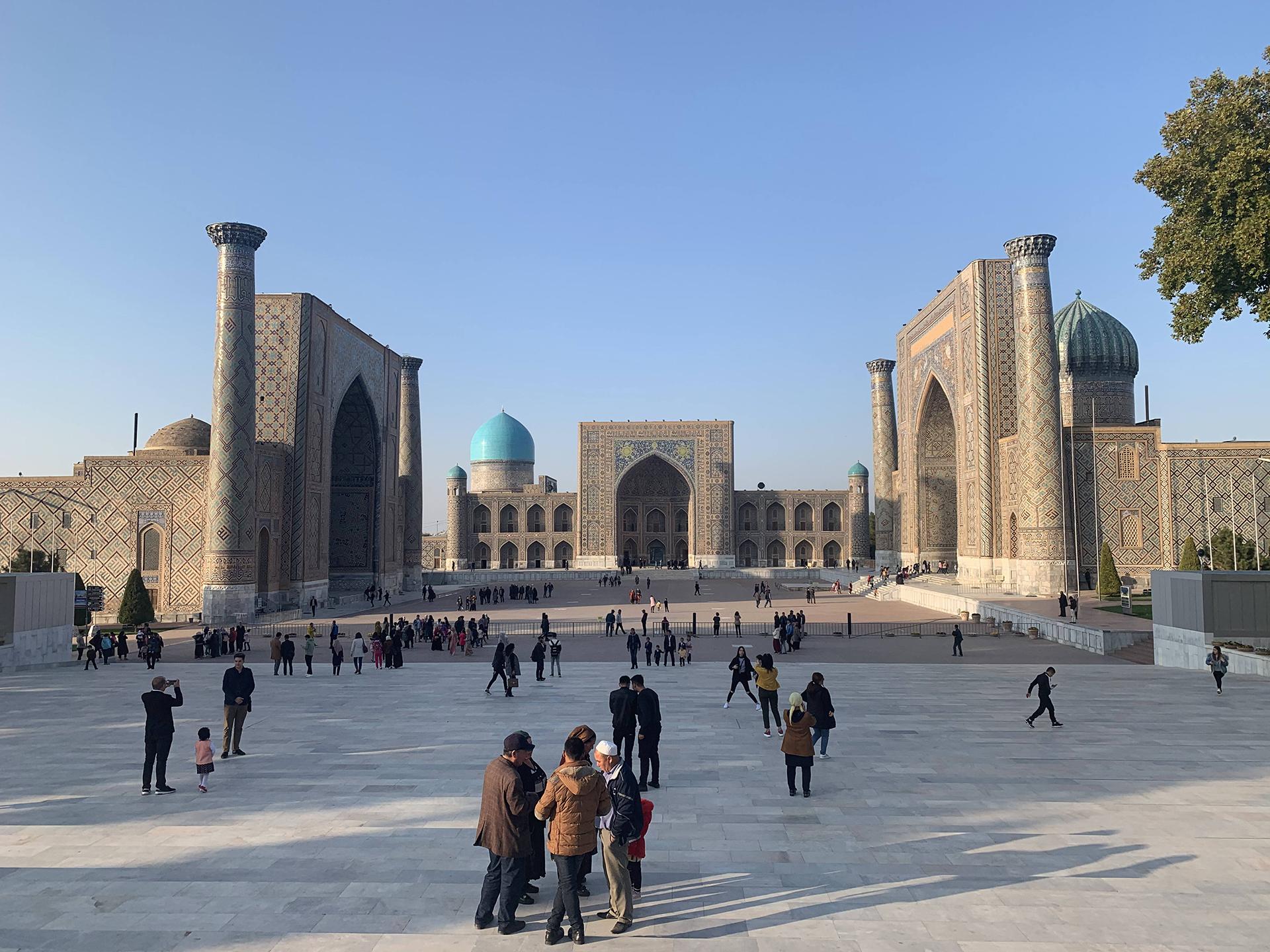 Uzbekistan – przystanek na Jedwabnym Szlaku